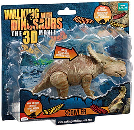 Walking With Dinosaurs Talking Scowler Figurines and Sets