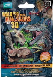 Walking with Dinosaurs Blind Bags Figurines and Sets