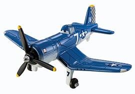Disney Pixar Planes Die-Cast Skipper Figurines and Sets