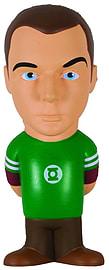 Big Bang Theory Sheldon Stress Doll Figurines and Sets