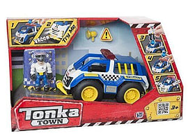 Tonka Town Police Ranger Figurines and Sets