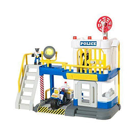 Tonka Town Prison Playset Figurines and Sets