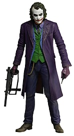 The Dark Knight - 1/4 Scale Action Figure - The Joker Figurines and Sets