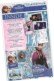 Disney Frozen Trading Card Starter Pack Traditional Games