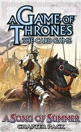 A Game of Thrones Lcg: A Song of Summer Traditional Games