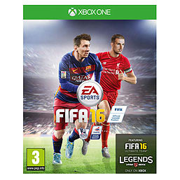 FIFA 16 Xbox One Cover Art