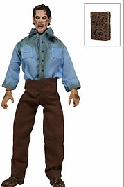 Evil Dead 2 Deadite Ash 8 Inch Clothed Figure Figurines and Sets