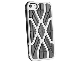 G-form Xtreme Ipod Touch Case, Silver/black Rpt Mobile phones