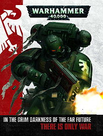 Warhammer 40,000 Rulebook Set Books