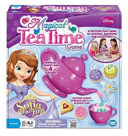 Sofia Magical Tea Party Game Traditional Games