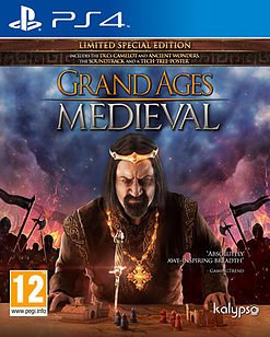 Grand Ages: Medieval PlayStation 4