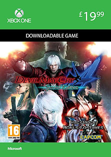 Devil May Cry 4 Special Edition Xbox Live