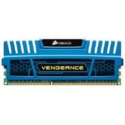Corsair Vengeance 16GB (2 x 8GB) Memory Kit PC3-12800 1600MHz DDR3 DIMM (Blue) PC