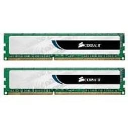 Corsair Value Select 8GB (2 x 4GB) Memory Kit 1600MHz DDR3 240pin DIMM PC