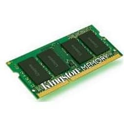 Kingston 8GB (1x8GB) Memory Module 1600MHz DDR3 SODIMM 204-pin Unbuffered Non-ECC PC
