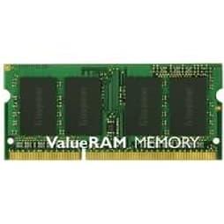 Kingston 4GB (1x4GB) Memory Module 1600MHz SO-DIMM 204-pin Unbuffered Non-ECC PC
