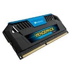 Corsair Vengeance Pro 16GB (2 x 8GB) Memory Kit PC3-12800 1600MHz DDR3 DRAM Unbuffered (Blue) PC