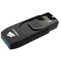 Corsair Flash Voyager Slider (64GB) USB 3.0 Flash Drive PC