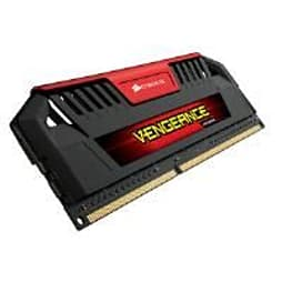 Corsair Vengeance Pro 16GB (2 x 8GB) Memory Kit PC3-12800 1600MHz DDR3 DRAM Unbuffered (Red) PC