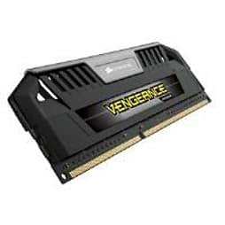 Corsair Vengeance Pro 16GB (2 x 8GB) Memory Kit PC3-15000 1866MHz DDR3 DRAM Unbuffered (Sliver) PC