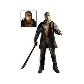 Friday The 13th Remake - Jason - 7 Figurines and Sets