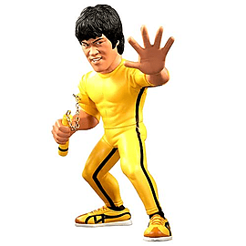 Bruce Lee 6-Inch Game of Death Action Figure Figurines and Sets