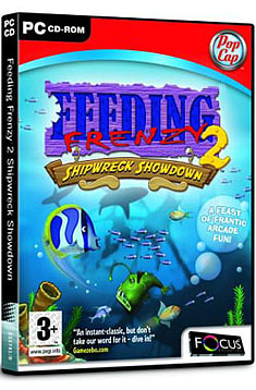 Feeding Frenzy 2 - Shipwreck Showdown PC