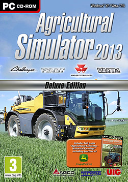 Agricultural Simulator 2013 Deluxe Edition PC