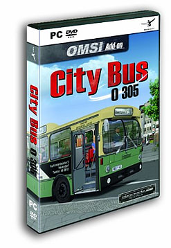Omsi City Bus 0305 PC