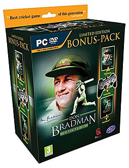 Don Bradman Cricket 14 - Limited Edition PC