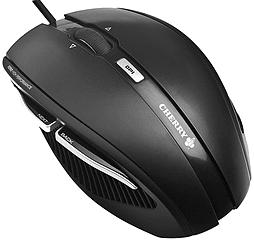 Cherry Jm-0100 Xero Corded Optical USB Mouse (black) PC