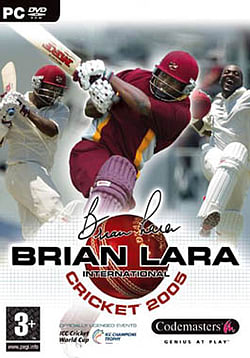 Brian Lara Cricket 2005 PC