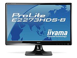 Iiyama Prolite 21.5 Inch Led Backlit Lcd Monitor 1080P D-sub/dvi-d/hdmi (Black) PC