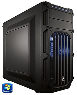 ADMI Gaming PC - Powerful Desktop Gaming Computer with Windows 7 PC