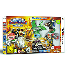 Skylanders SuperChargers Racing Starter Pack 3DS