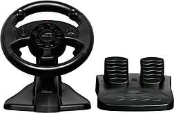 Speedlink Darkfire Racing Wheel - Black PS3
