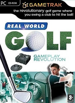 Real World Golf + Golf Club + Gametrak Controller PC