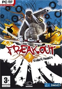 Freak Out - Extreme Freeride PC