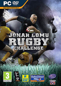 Jonah Lomu Rugby Challenge PC
