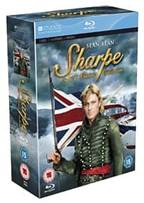 Sharpe: Classic Collection Blu-ray