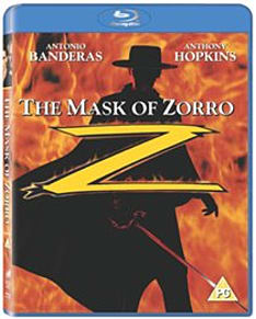 Mask of Zorro Blu-ray
