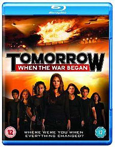 Tomorrow, When the War Began Blu-ray