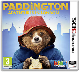 Paddington: Adventures In London 3DS Cover Art