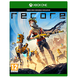 ReCore Xbox One Cover Art