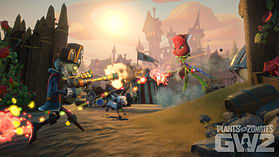 Plants vs Zombies: Garden Warfare 2 screen shot 3