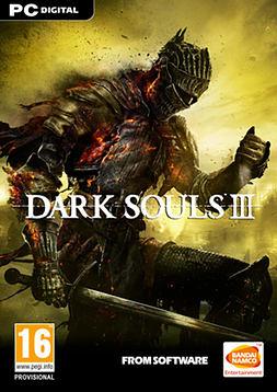 Dark Souls III PC Games Cover Art