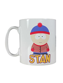South Park Stan White Mug Home - Tableware