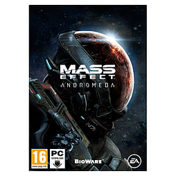 Mass Effect Andromeda PC Games Cover Art