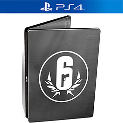 Tom Clancy's Rainbow 6: Siege Limited Edition - Only at GAME PlayStation 4 Cover Art