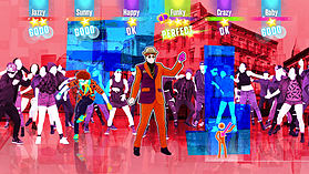Just Dance 2016 screen shot 4